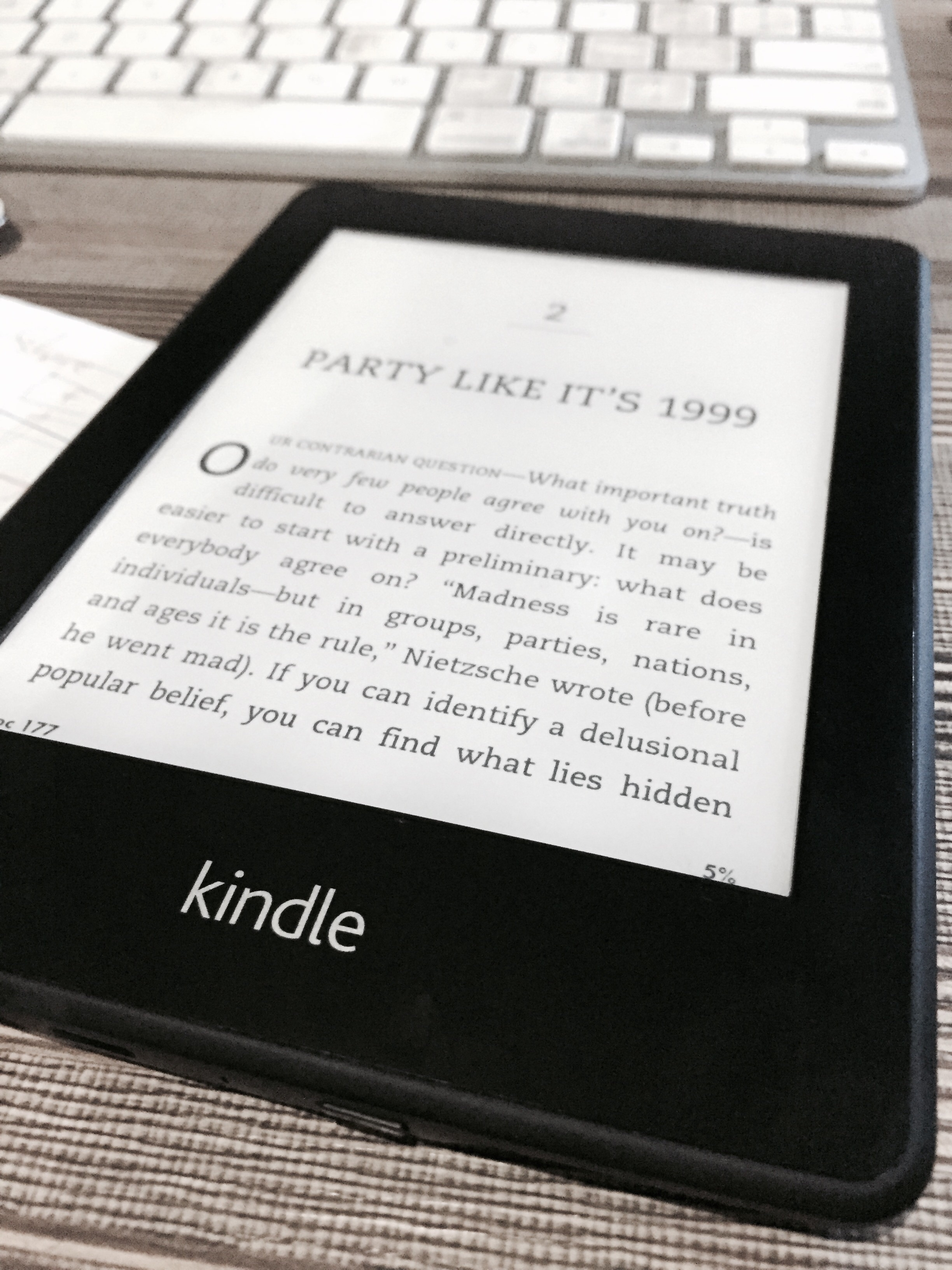 Kindle Zero to One